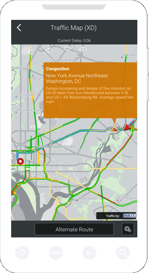 Real Time Traffic Copilot Gps