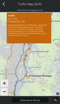 GPS Navigation für Wohnmobil und Wohnwagen - CoPilot GPS